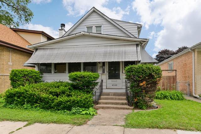 6545 N Nordica Avenue, Chicago, IL 60631 (MLS #10767129) :: Property Consultants Realty