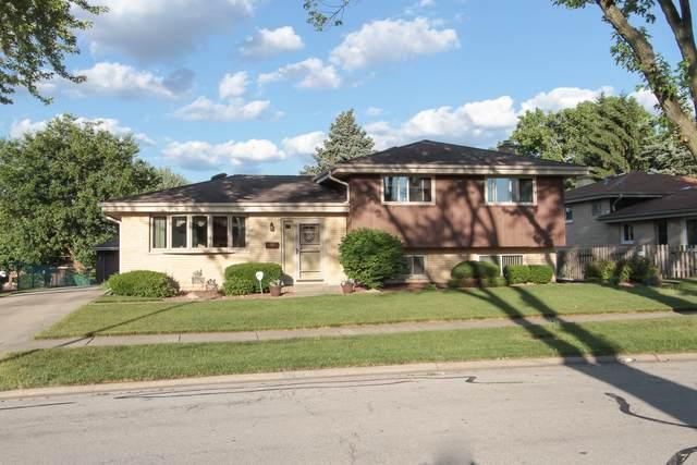 615 N Plamondon Drive, Addison, IL 60101 (MLS #10767146) :: John Lyons Real Estate