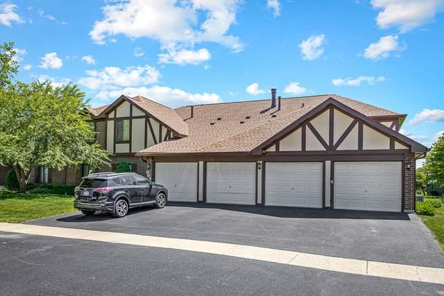 661 Cross Creek Drive W 1B, Roselle, IL 60172 (MLS #10767159) :: Property Consultants Realty
