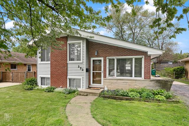 252 N Lombard Avenue, Lombard, IL 60148 (MLS #10767165) :: Property Consultants Realty