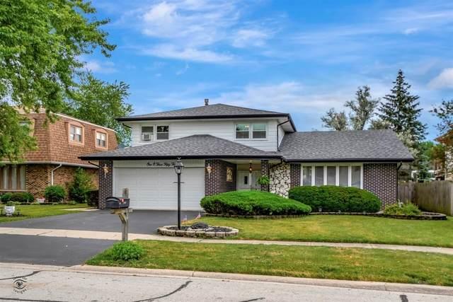 10353 S Alta Drive, Palos Hills, IL 60465 (MLS #10767184) :: Property Consultants Realty