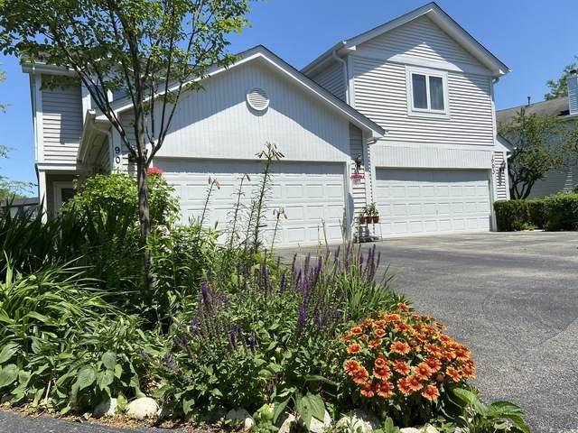 903 Jordan Court, Westmont, IL 60559 (MLS #10767191) :: Property Consultants Realty