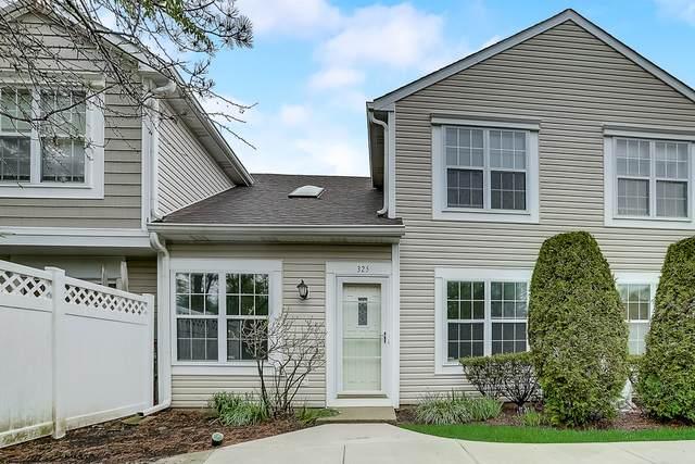 325 Le Parc Circle #325, Buffalo Grove, IL 60089 (MLS #10767230) :: John Lyons Real Estate