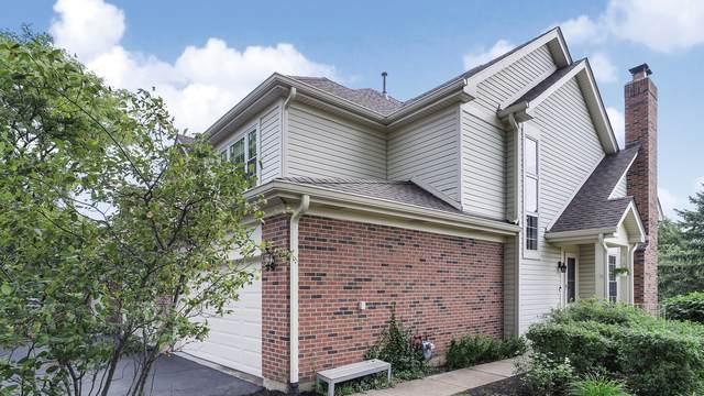 2249 Seaver Lane #2249, Hoffman Estates, IL 60169 (MLS #10767241) :: John Lyons Real Estate