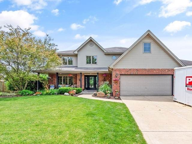 1130 Palmer Ranch Drive, New Lenox, IL 60451 (MLS #10767273) :: Property Consultants Realty