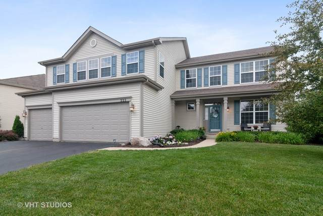 222 Willington Way, Oswego, IL 60543 (MLS #10767278) :: Property Consultants Realty