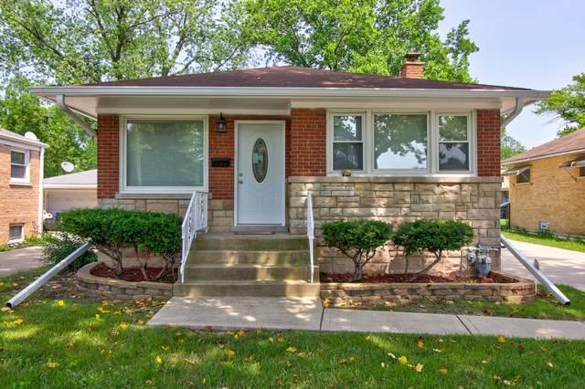 699 N Lee Boulevard, Hillside, IL 60162 (MLS #10767304) :: Property Consultants Realty