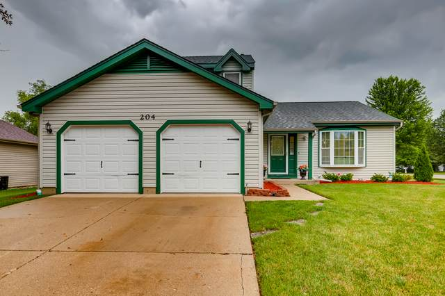 204 Somerset Drive, Streamwood, IL 60107 (MLS #10767314) :: Property Consultants Realty