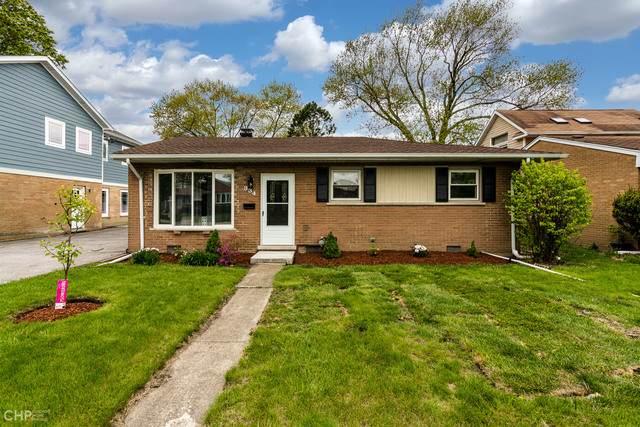 334 Newberry Avenue, La Grange Park, IL 60526 (MLS #10767380) :: Helen Oliveri Real Estate