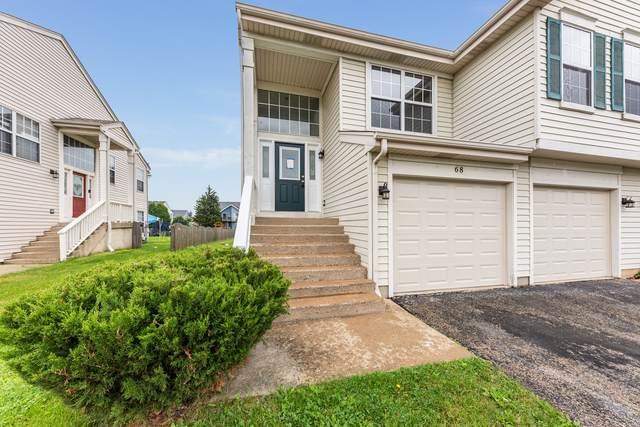 68 Seton Creek Drive, Oswego, IL 60543 (MLS #10767388) :: Property Consultants Realty