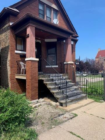 906 W 71St Street, Chicago, IL 60621 (MLS #10767393) :: Property Consultants Realty