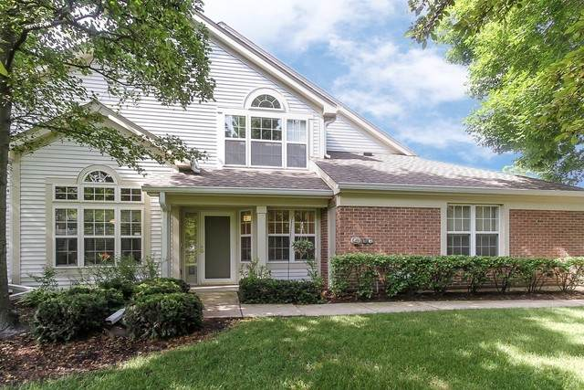 1672 Chatsford Court #1, Bartlett, IL 60103 (MLS #10767416) :: Angela Walker Homes Real Estate Group