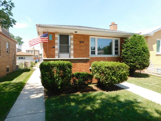 5344 S Merrimac Avenue, Chicago, IL 60638 (MLS #10767470) :: The Wexler Group at Keller Williams Preferred Realty
