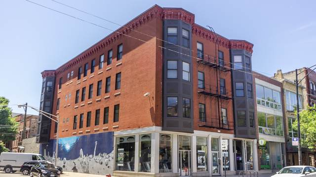1735 W Division Street #201, Chicago, IL 60622 (MLS #10767489) :: BN Homes Group