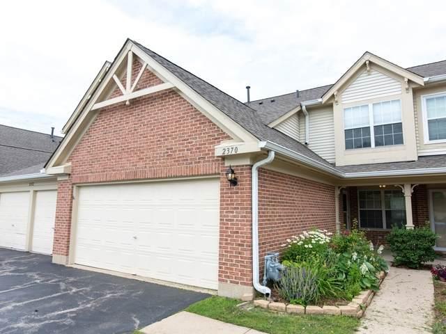 2370 County Farm Lane D216, Schaumburg, IL 60194 (MLS #10767494) :: John Lyons Real Estate