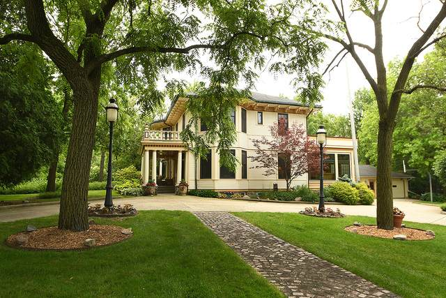 9223 W 121st Street, Palos Park, IL 60464 (MLS #10767495) :: Property Consultants Realty