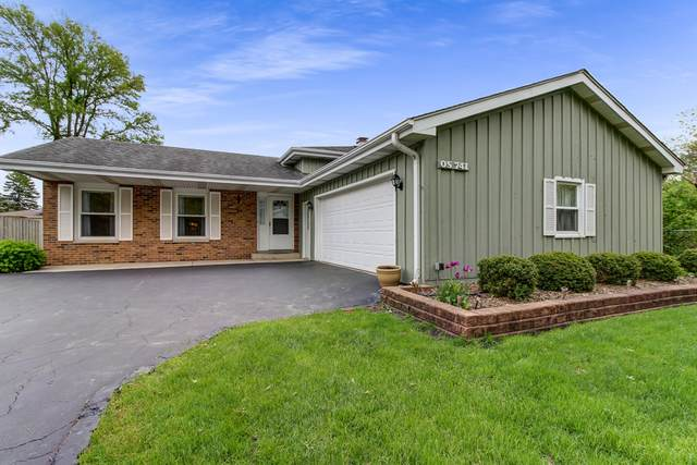 0S741 Cleveland Street, Winfield, IL 60190 (MLS #10767510) :: Property Consultants Realty