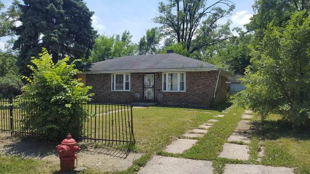 14112 Page Avenue, Dixmoor, IL 60426 (MLS #10767553) :: Property Consultants Realty