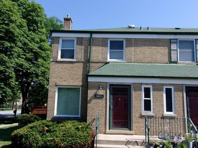1441 N Harlem Avenue A, Oak Park, IL 60302 (MLS #10767607) :: Knott's Real Estate Team