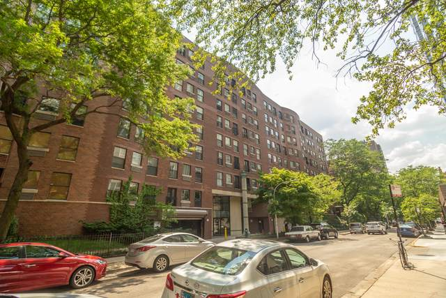 711 W Gordon Terrace #824, Chicago, IL 60613 (MLS #10767616) :: Property Consultants Realty