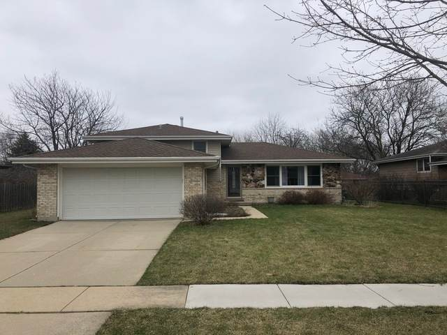 3841 N Galesburg Court, Arlington Heights, IL 60004 (MLS #10767621) :: Knott's Real Estate Team
