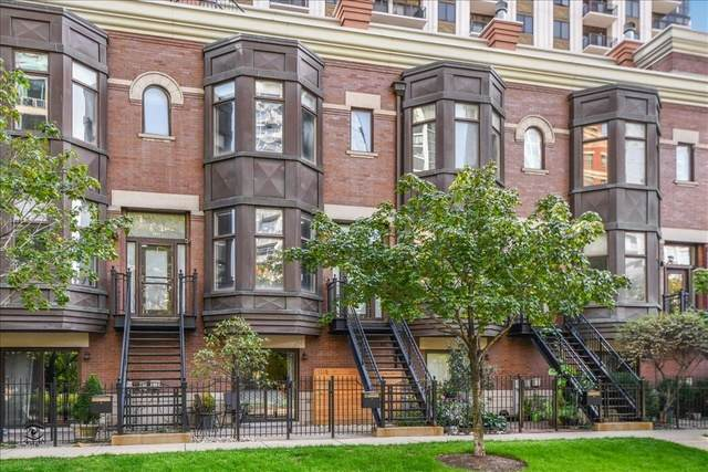 1319 S Indiana Avenue, Chicago, IL 60605 (MLS #10767624) :: The Wexler Group at Keller Williams Preferred Realty
