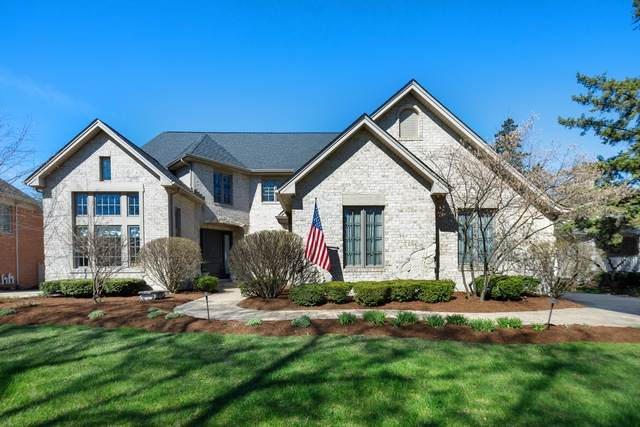 116 Springlake Avenue, Hinsdale, IL 60521 (MLS #10767628) :: Property Consultants Realty
