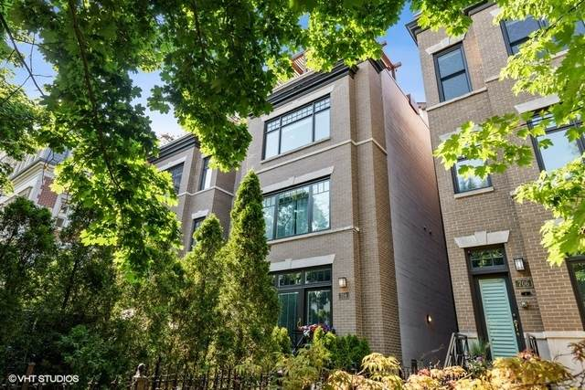 708 W Schubert Avenue C, Chicago, IL 60614 (MLS #10767656) :: John Lyons Real Estate