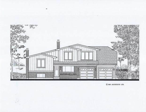 730 E Hillside Road, Naperville, IL 60540 (MLS #10767698) :: John Lyons Real Estate