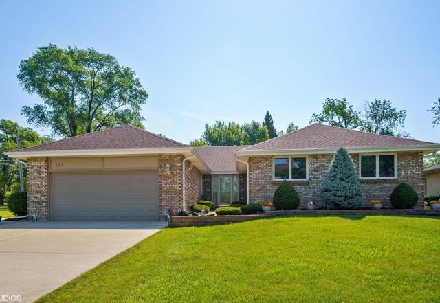 171 Saint Francis Court, Bloomingdale, IL 60108 (MLS #10767700) :: Property Consultants Realty