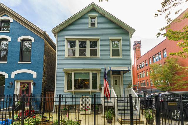 1845 W Erie Street, Chicago, IL 60622 (MLS #10767707) :: BN Homes Group