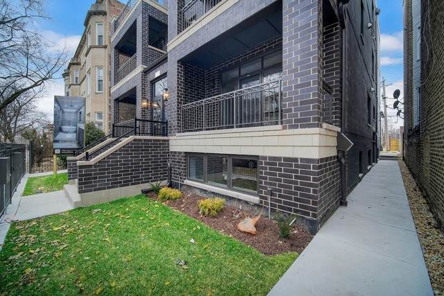 6530 S Minerva Avenue 1N, Chicago, IL 60637 (MLS #10767708) :: Property Consultants Realty