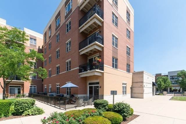300 Village Circle #101, Willow Springs, IL 60480 (MLS #10767732) :: Knott's Real Estate Team