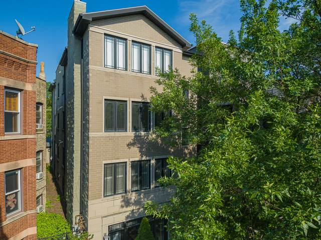 3647 N Damen Avenue #1, Chicago, IL 60618 (MLS #10767734) :: Property Consultants Realty