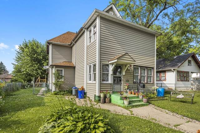 1013 Loomis Street, Rockford, IL 61102 (MLS #10767756) :: Touchstone Group