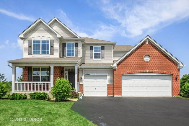 3494 Ayres Drive, Aurora, IL 60506 (MLS #10767758) :: Property Consultants Realty