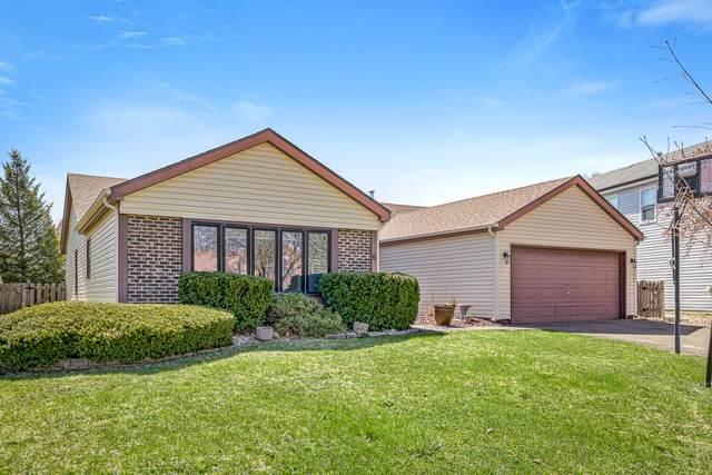 6 Fox Court W, Buffalo Grove, IL 60089 (MLS #10767763) :: Helen Oliveri Real Estate