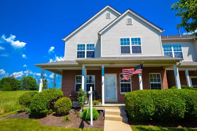 557 Stonegate Drive #557, Sycamore, IL 60178 (MLS #10767784) :: Helen Oliveri Real Estate