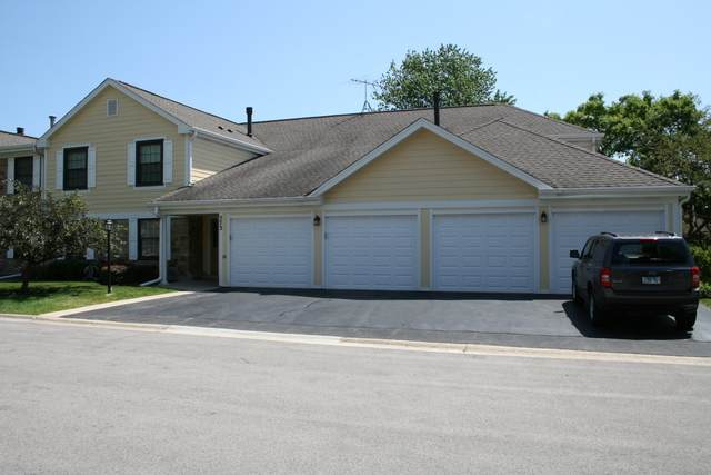 573 Greystone Lane D2, Wheeling, IL 60090 (MLS #10767802) :: Property Consultants Realty