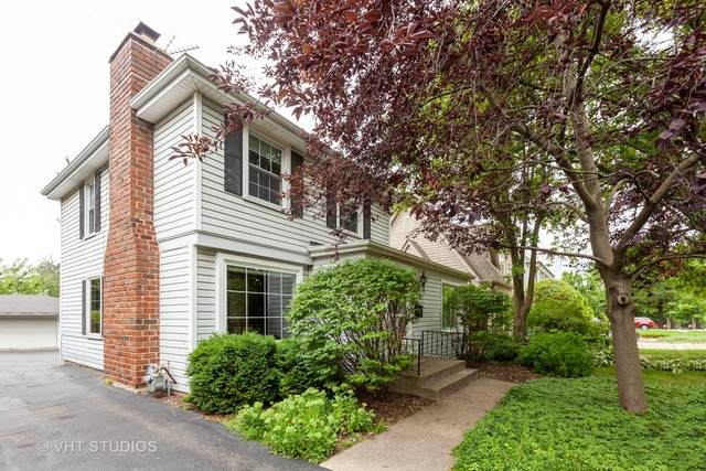 238 Holmes Avenue, Clarendon Hills, IL 60514 (MLS #10767807) :: Property Consultants Realty