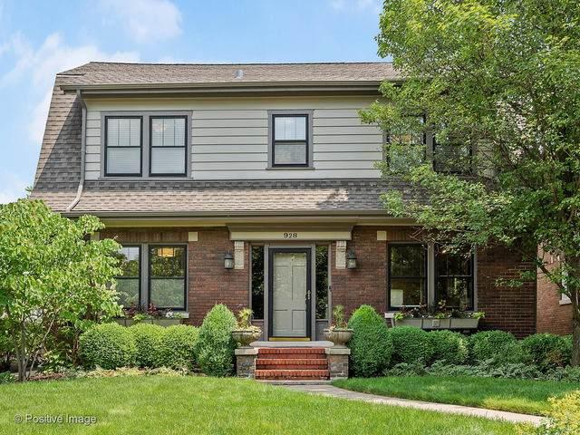 928 Fair Oaks Avenue, Oak Park, IL 60302 (MLS #10767824) :: Knott's Real Estate Team