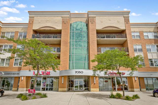 7050 183rd Street #209, Tinley Park, IL 60477 (MLS #10767847) :: Touchstone Group