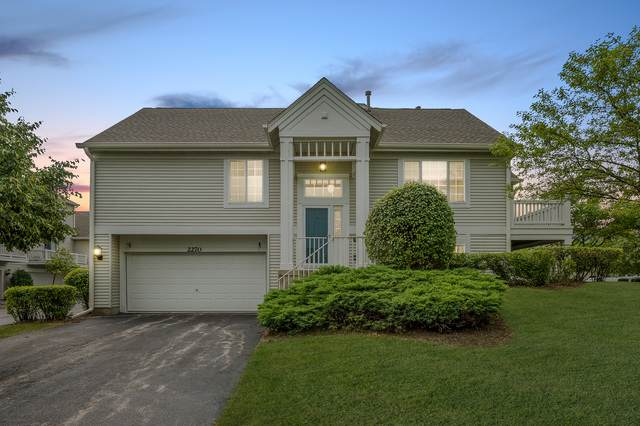 2270 Twilight Drive #2270, Aurora, IL 60503 (MLS #10767875) :: Property Consultants Realty