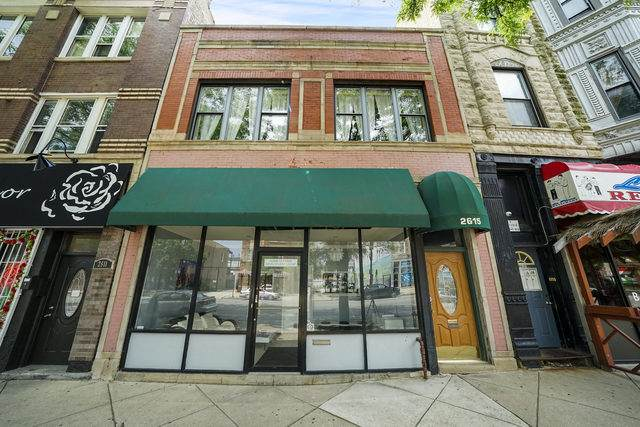 2615 W Division Street, Chicago, IL 60622 (MLS #10767898) :: BN Homes Group