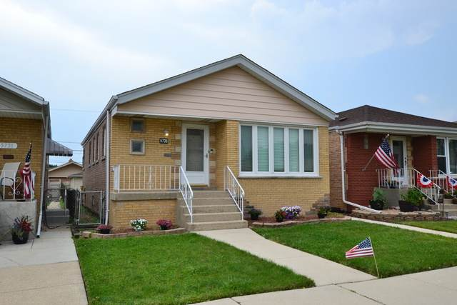 5735 S Mcvicker Avenue, Chicago, IL 60638 (MLS #10767924) :: The Wexler Group at Keller Williams Preferred Realty
