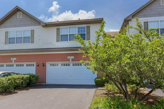 24215 Walnut Circle, Plainfield, IL 60585 (MLS #10767930) :: Littlefield Group