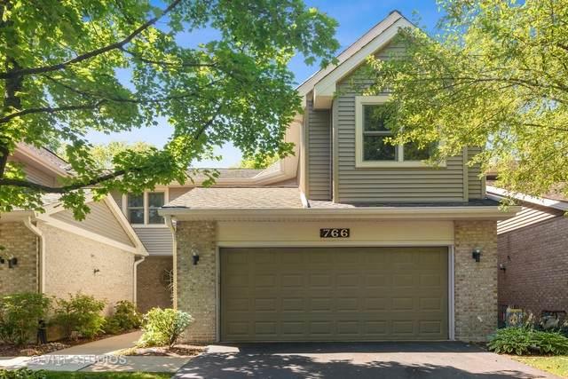 766 N Walden Drive, Palatine, IL 60067 (MLS #10767977) :: Jacqui Miller Homes