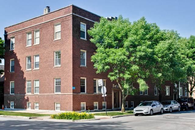 3039 W Belle Plaine Avenue #2, Chicago, IL 60618 (MLS #10768068) :: Touchstone Group