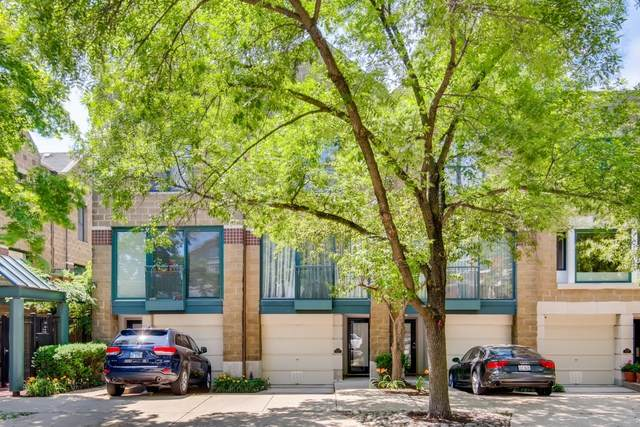 1616 N Mohawk Street, Chicago, IL 60614 (MLS #10768073) :: John Lyons Real Estate