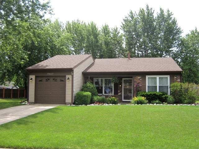 7647 W Hickory Creek Drive, Frankfort, IL 60423 (MLS #10768084) :: Property Consultants Realty